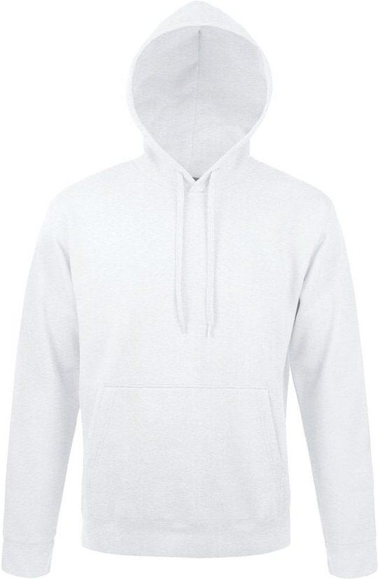 Толстовка с капюшоном Snake 280 светло-серый меланж, размер XL