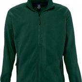 Куртка мужская North зеленая, размер 3XL
