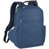 Компактный рюкзак для ноутбука 15,6″, темно-синий