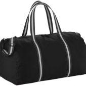 Хлопковая дорожная сумка «Weekender», черный