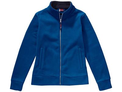 """Куртка флисовая """"Nashville"""" женская, кл. синий/черный ( 2XL ), арт. 004892003"""