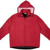 Ветровка с капюшоном, красный ( L ), арт. 005128203