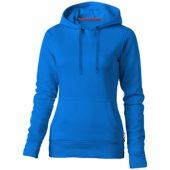 """Свитер """"Alley"""" женский с капюшоном, небесно-голубой ( L ), арт. 004911003"""