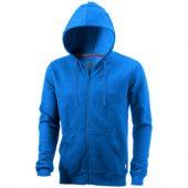 """Свитер """"Open"""" мужской с капюшоном, небесно-голубой ( S ), арт. 004911803"""
