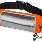 """Сумка на пояс """"Спринт"""", оранжевый, арт. 005135503"""