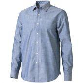 "Рубашка ""Lucky"" мужская, джинс ( XL ), арт. 005406703"