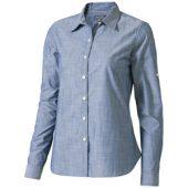 Рубашка «Lucky» женская, джинс ( L )
