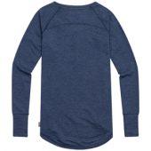 """Лонгслив """"Touch"""" женский с длинным рукавом, синий ( S ), арт. 005403203"""