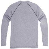 """Лонгслив """"Quadra"""" мужской с длинным рукавом, серый ( XL ), арт. 005378003"""