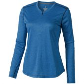 """Лонгслив """"Quadra"""" женский с длинным рукавом, синий ( XS ), арт. 005374903"""