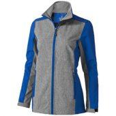 """Куртка софтшел """"Vesper"""" женская, синий/темно-серый ( L ), арт. 005398303"""