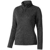 Куртка трикотажная «Tremblant» женская, темно-серый ( XL )