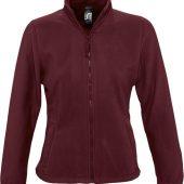 Куртка женская North Women бордовая, размер L