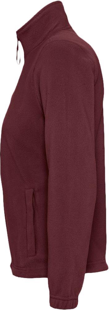 Куртка женская North Women бордовая, размер XL
