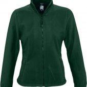 Куртка женская North Women зеленая, размер M