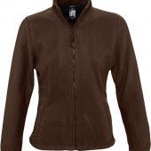 Куртка женская North Women коричневая, размер M