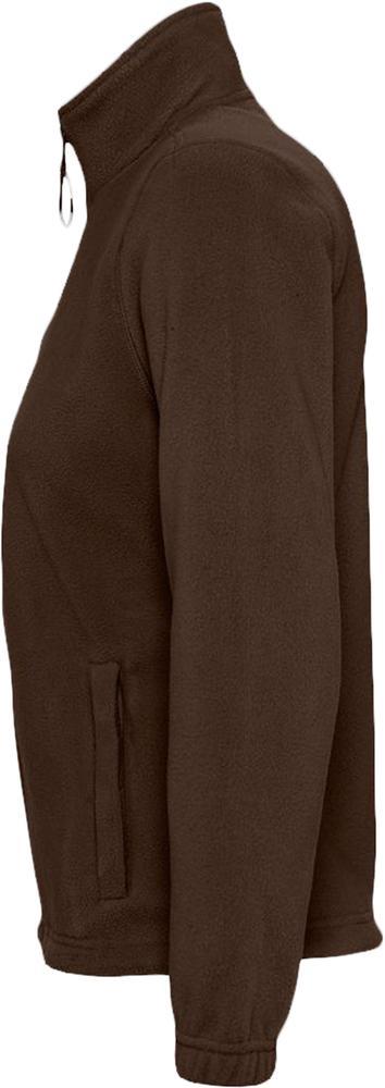 Куртка женская North Women коричневая, размер XL