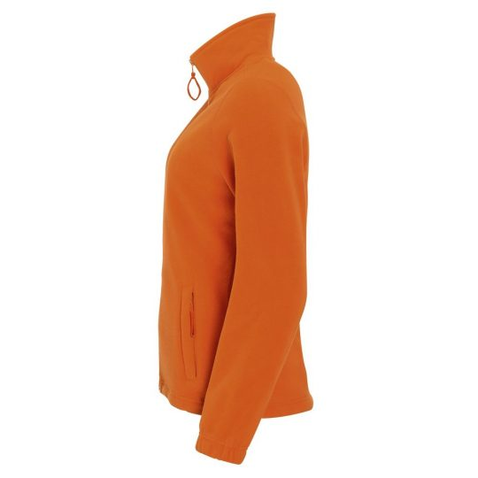 Куртка женская North Women, оранжевая, размер S