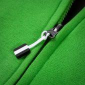 Пуллер для молнии, зеленый