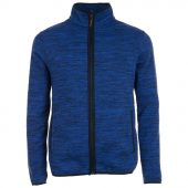 Куртка флисовая TURBO синий/темно-синий, размер XL