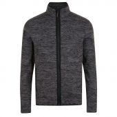 Куртка флисовая TURBO темно-серый/черный, размер XL