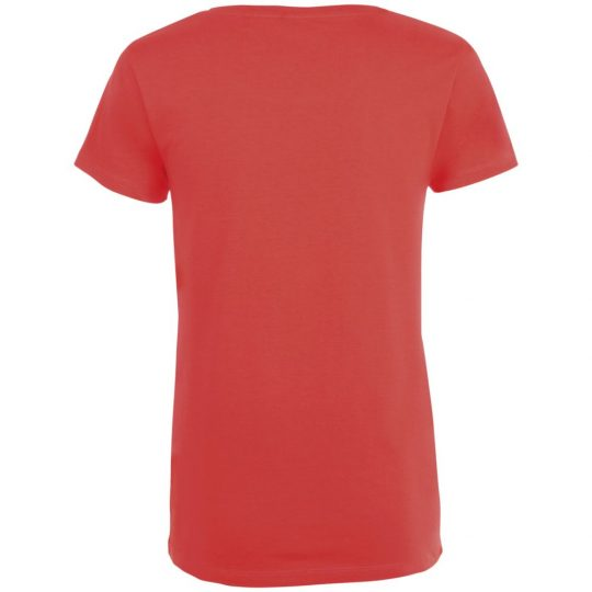Футболка женская MIA красная, размер M