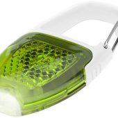 Брелок — фонарик с отражателем и карабином