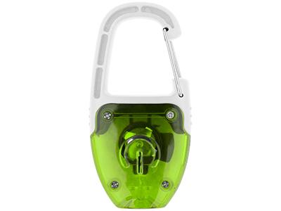Брелок – фонарик с отражателем и карабином