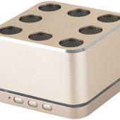 Динамик Morley Bluetooth, золотистый, арт. 006305003