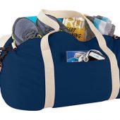 Хлопковая сумка Barrel Duffel