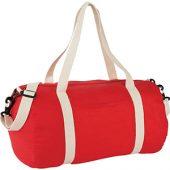 Хлопковая сумка Barrel Duffel, арт. 006286203