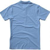 "Рубашка поло ""Advantage"" мужская, светло-синий ( 2XL ), арт. 006249403"