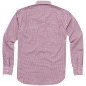 """Рубашка """"Net"""" мужская с длинным рукавом, красный ( XS ), арт. 006252803"""