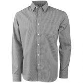 """Рубашка """"Net"""" мужская с длинным рукавом, серый ( XS ), арт. 006253003"""