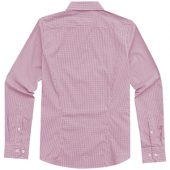 """Рубашка """"Net"""" женская с длинным рукавом, красный ( XS ), арт. 006253103"""