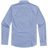 """Рубашка """"Net"""" женская с длинным рукавом, синий ( XS ), арт. 006253203"""