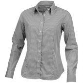 Рубашка «Net» женская с длинным рукавом, серый ( XS )
