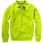 """Свитер поло """"Referee"""" мужской, зеленое яблоко ( XL )"""