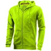 """Свитер """"Open"""" мужской с капюшоном, зеленое яблоко ( XL ), арт. 006256003"""