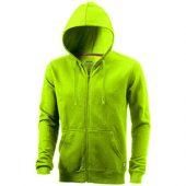 """Свитер """"Open"""" мужской с капюшоном, зеленое яблоко ( 2XL ), арт. 006256103"""