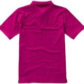 """Рубашка поло """"Calgary"""" мужская, розовый ( 3XL )"""