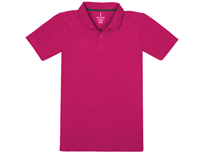 "Рубашка поло ""Primus"" мужская, розовый ( S ), арт. 006313603"