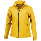 Куртка «Flint» женская, желтый ( XS )