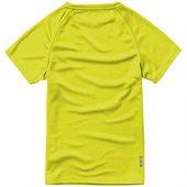 """Футболка """"Niagara"""" детская, неоновый желтый ( 6 ), арт. 006240403"""