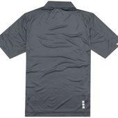"Рубашка поло ""Kiso"" мужская, серый ( XS ), арт. 006271703"