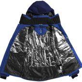 """Куртка """"Ozark"""" мужская, синий/темно-синий ( XS ), арт. 006247203"""