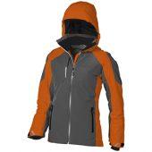 """Куртка """"Ozark"""" женская, серый/оранжевый ( XS ), арт. 006247403"""