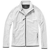"""Куртка флисовая """"Brossard"""" мужская, белый ( XS )"""