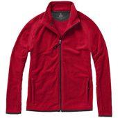 """Куртка флисовая """"Brossard"""" мужская, красный ( XS ), арт. 006220303"""