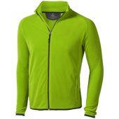 """Куртка флисовая """"Brossard"""" мужская, зеленое яблоко ( XS ), арт. 006220703"""